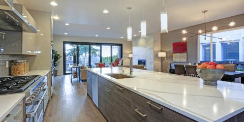How Solid Surface & Quartz Countertops Differ, Rochester, New York