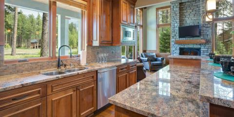 Butcher Block Vs. Granite Countertops , Brighton, New York