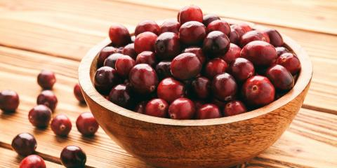 5 Convincing Reasons to Add More Cranberries to Your Diet, Byron, Wisconsin