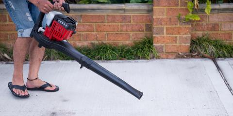 5 Things To Consider When Buying a Leaf Blower, Monroe, Connecticut