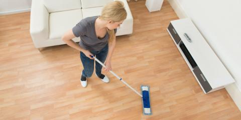 4 Tips to Clean & Maintain Your Vinyl Planking Floors, Monroe, Connecticut