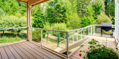 3 Reasons to Install a Glass Railing, Spring Valley, New York