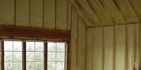 Mold Remediation Experts List 3 Benefits of Spray Foam Insulation, Whitefish, Montana