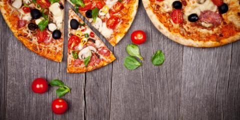 3 Substitutions to Make Your Pizza Healthier, Southwest San Gabriel Valley, California