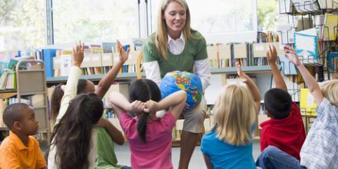 The Children's House Makes Learning a Fun & Creative Process, Delhi, Ohio