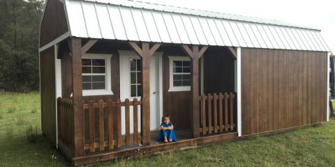 Protect Your Outdoor Equipment This Winter With A Shed