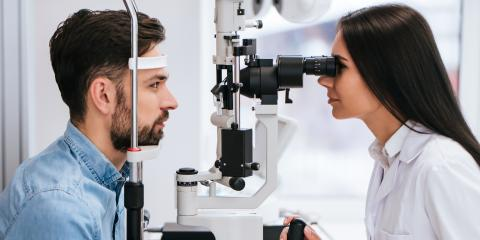 What to Expect When an Optometrist Performs Eye Dilation, Montgomery, Ohio
