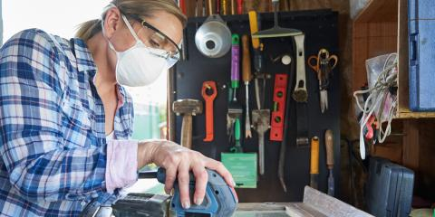 4 Ways to Protect Your Eyes During Home Improvement Projects, Montgomery, Ohio