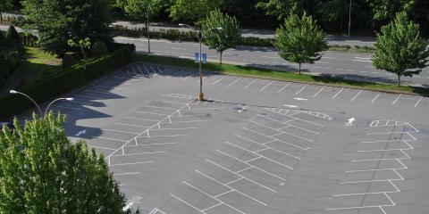 The Do's & Don'ts of Parking Lot Maintenance, Walden, New York