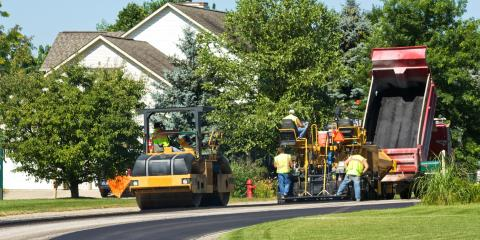 3 Reasons to Schedule Paving Work Before the Winter, Walden, New York
