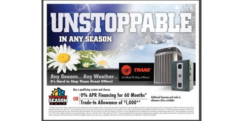 Montgomery Heating & Aire, Air Conditioning, Services, Mountain Home, Arkansas