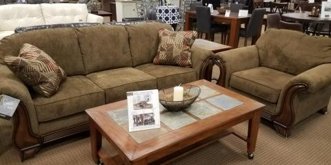 SOFA AND CHAIR-MONTGOMERY BY ASHLEY-$580, St. Louis, Missouri