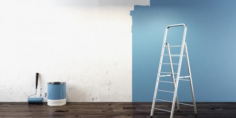 3 Tips to Help You Pick the Right Paint Color for Your Project, Warsaw, New York