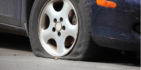 Roadside Assistance Pros Offer Tips for Dealing With a Flat Tire, Monument, Colorado
