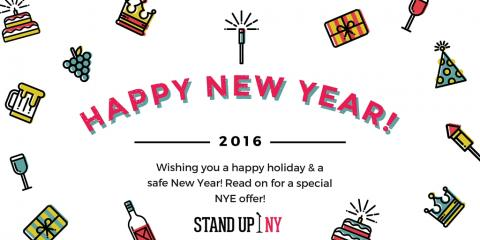 Wishing You A Happy Holiday With A Great Deal, 15% OFF!, Manhattan, New York