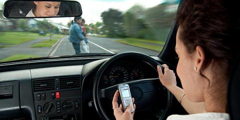 5 Facts About Texting & Driving From Experienced Auto Accident Attorneys, Coddle Creek, North Carolina