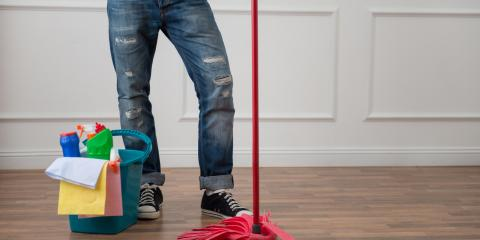 How Often Should You Mop? , Concord, North Carolina