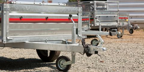 When to Get New Utility Trailer Parts or Repairs, Morehead, Kentucky