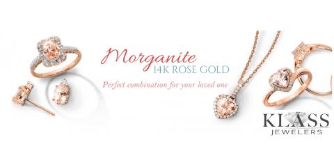 Morganite & Rose Gold, Florence, Kentucky