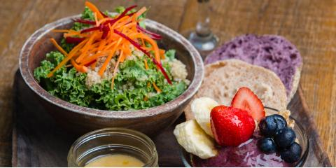 Why You Should Have Quinoa for Lunch Today, Honolulu, Hawaii