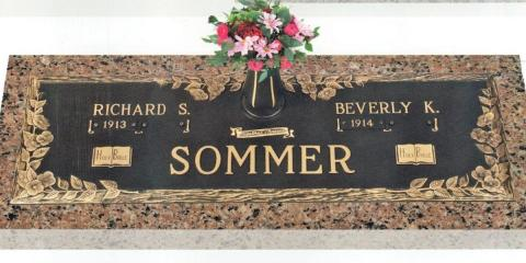 What Types of Grave Markers Are There?, Russellville, Arkansas