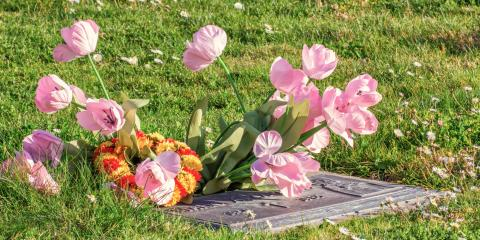 4 Benefits of Bronze Grave Markers, Russellville, Arkansas