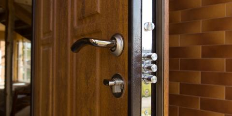 3 Differences Between Keyless & Traditional Door Locks, Kenvil, New Jersey