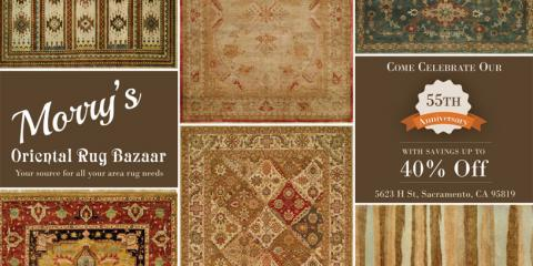 Handmade Rugs at Morry's Oriental Rug