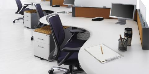 Taking The Cubicle Out of The Box With Commercial Office Furniture Experts Extra Office Interiors, Rahway, New Jersey