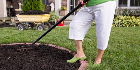 3 Types of Mulch & How to Use Them, Moscow Mills, Missouri