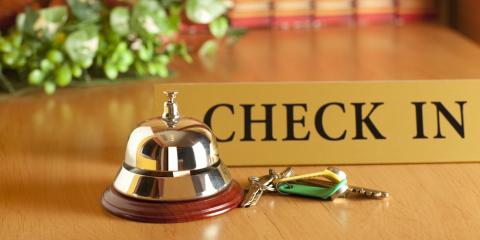 Identification Needed for Booking a Motel Room, Levelland, Texas