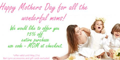 Mothers Day Promotion, Manhattan, New York