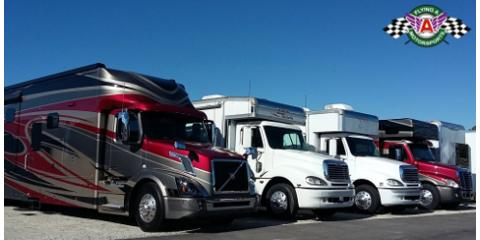 Gear Up For Next Race Season! Awesome Deals on Awesome Trailers, Motorhomes, and Toterhomes!, Cuba, Missouri