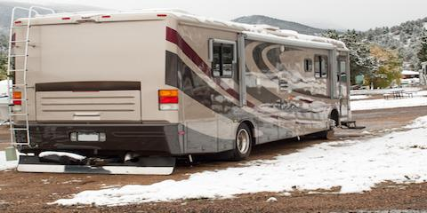 Motor Home Wash: Why It's Better to Hire the Pros, Hobbs, New Mexico