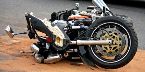 Injured in a Motorcycle Accident? 3 Tips to Legally Protect Yourself, Manhattan, New York