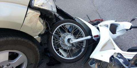 5 Steps to Take After a Motorcycle Accident, Tacoma, Washington