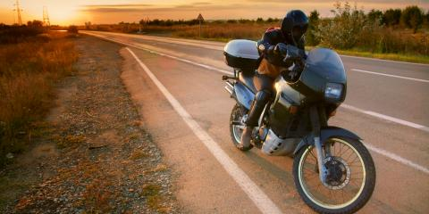 7 Safety Tips for New Motorcycle Owners, Anchorage, Alaska