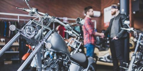 5 Tips on How to Select the Right Motorcycle for You  , Fairfield, Ohio