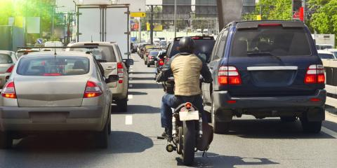 3 Tips for Riding Your Motorcycle During Rush Hour, Taylor Creek, Ohio