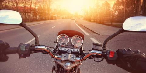 What to Do After a Motorcycle Crash, West Chester, Ohio