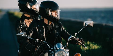 3 Essential Pieces of Motorcycle Safety Gear, Cookeville, Tennessee