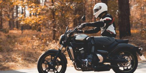 5 Steps to Prepare a Motorcycle for Winter Storage, Fairfield, Ohio