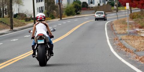 3 Top Causes of Motorcycle Accidents , Kershaw, South Carolina