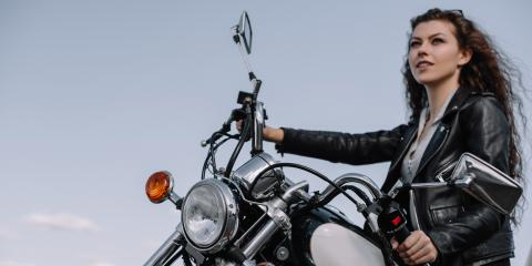 4 Types of Motorcycle Insurance Coverage, Rochester, New York