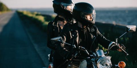 4 Essential Pieces of Motorcycle Safety Gear, Randleman, North Carolina