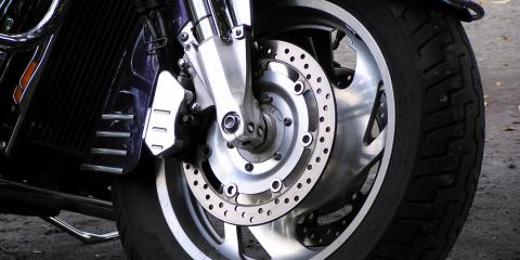 5 Reasons Motorcycle Tire Maintenance Is Important, Roswell, Georgia