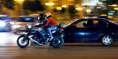 Personal Injury Lawyers Offer 3 Tips for Sharing the Road With Motorcycles, Princeton, West Virginia