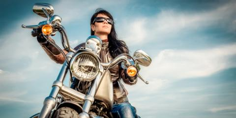 What Kind of Motorcycle Insurance Is Required in the State of Ohio?, Amherst, Ohio