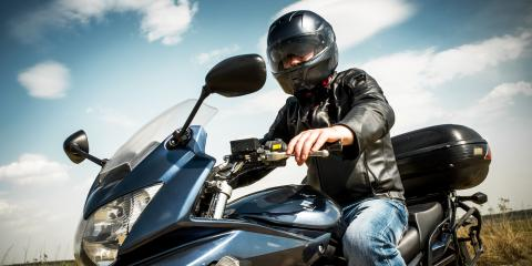 5 Safety Tips for Motorcycle Riders, Cincinnati, Ohio