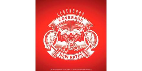 motorcycle insurance, Webster, New York